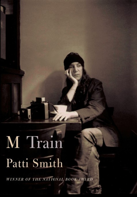 'M Train' Patti Smith