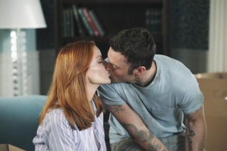 Marcia Cross and Brian Austin Green