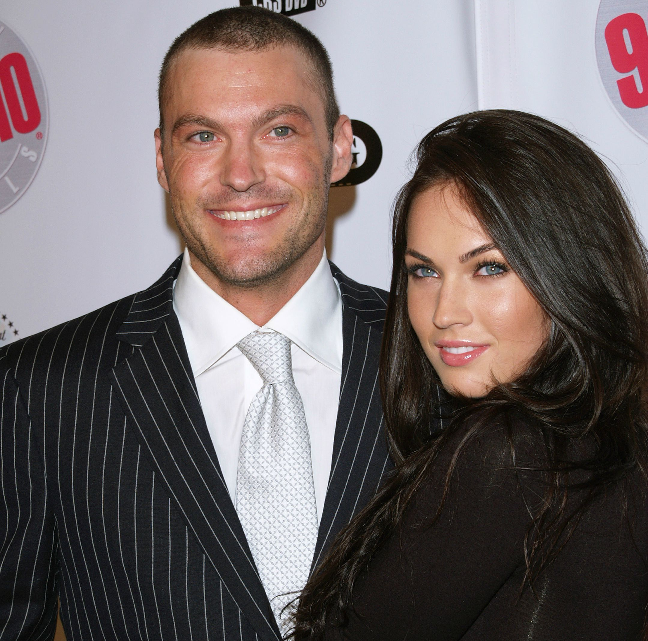 Megan Fox and Brian Austin Green 2006