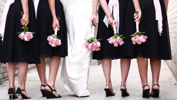 7 things a bride should never