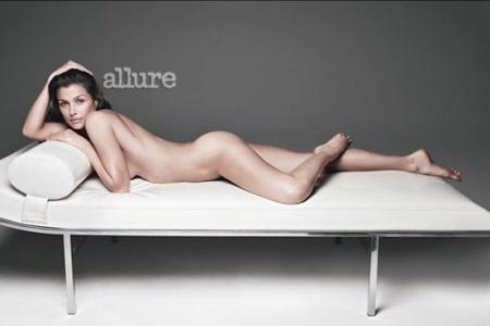 Bridget Moynahan Allure magazine
