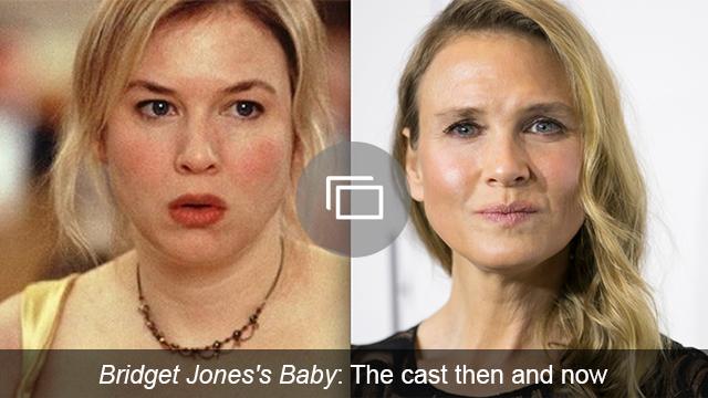 Bridget Jones' Diary then vs now