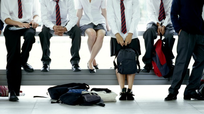 Top British school makes historic change