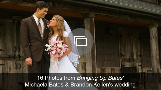 bringing up bates wedding slideshow