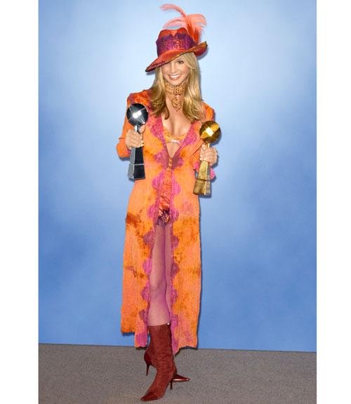 Britney Spears fashion flub