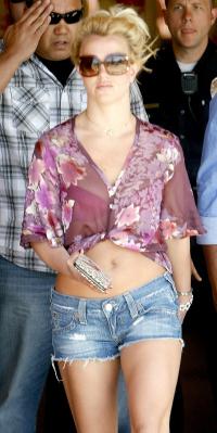 Britney Spears in 2009