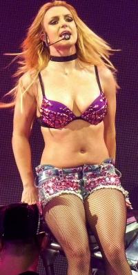 Britney Spears in 2011