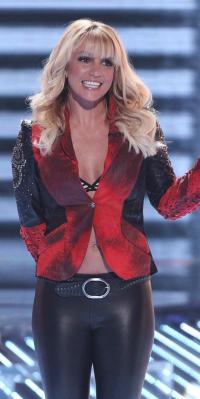 Britney Spears 2012