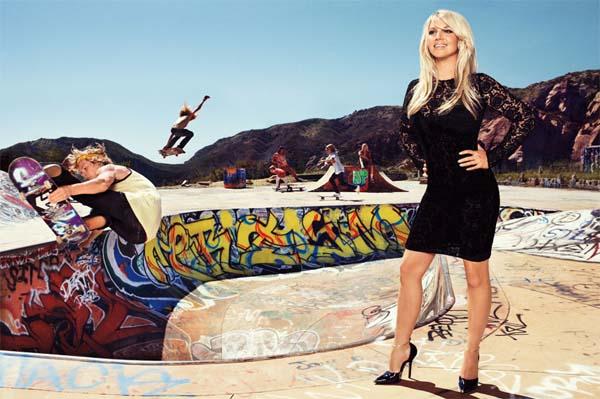 Britney Spears in Harpar's Bazaar
