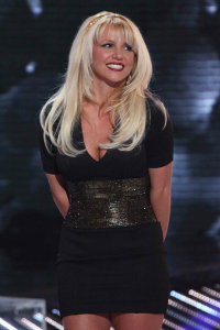 Britney Spears on the X-Factor