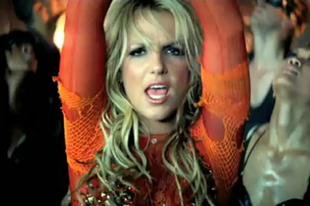 Britney Spears Till the World Ends