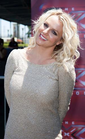 Britney Spears Twister Dance