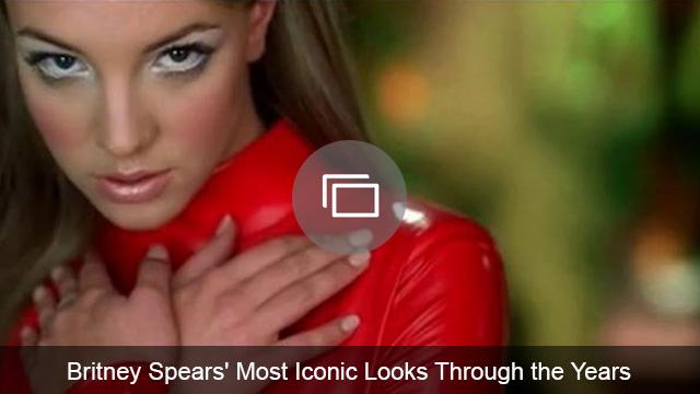 Britney Spears iconic looks slideshow