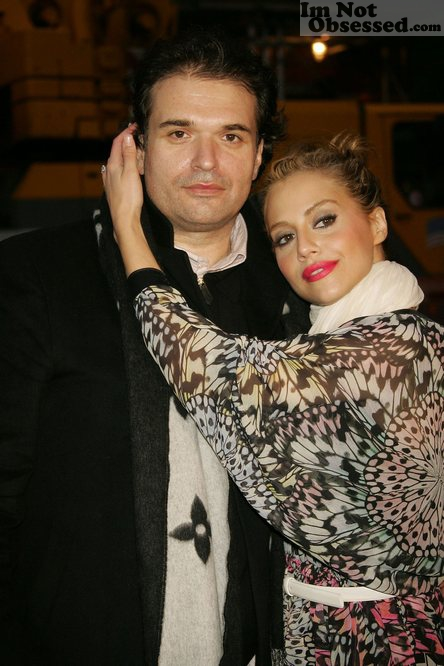 Brittany Murphy and Simon Monjack on March 12