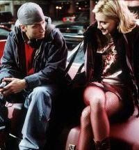 Eminem and Brittany Murphy