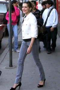 Brittany Murphy December 8 in Hollywood