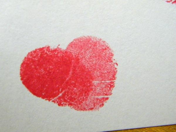 thumbprint hearts
