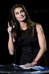 Brooke Shields pays tribute to Michael Jackson