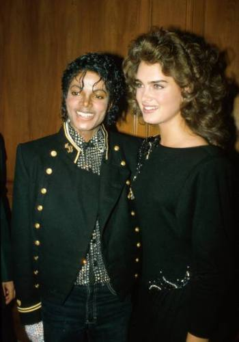 Brooke Shields will be attending Michael Jackson's memorial at the Staples Center