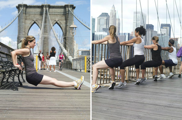 Brooklyn Bridge Bootcamp