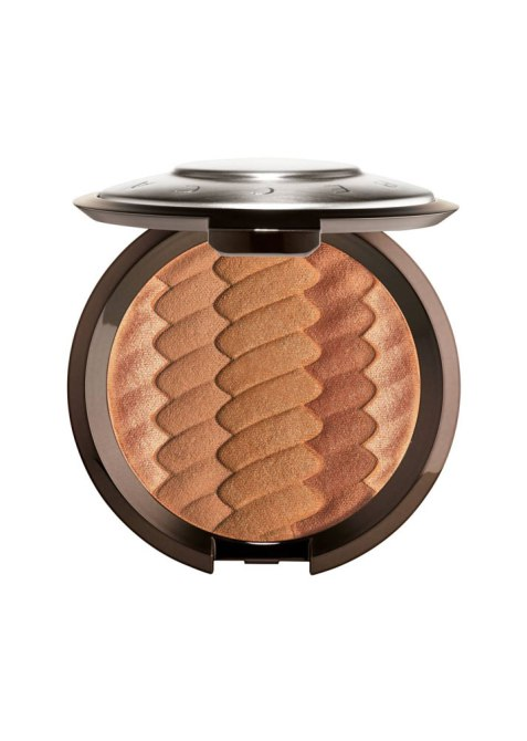 Bronzer for Brown Skin: Becca Gradient Sunlit Bronzer in Sunset Waves