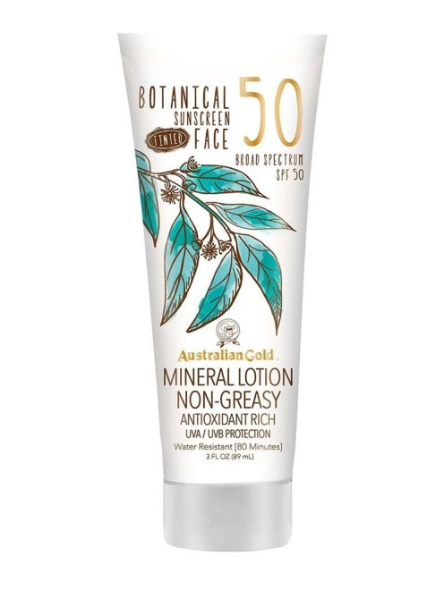 Black-Beauty-Editor-Approved Sunscreens: Australian Gold Mineral Lotion Non-Greasy