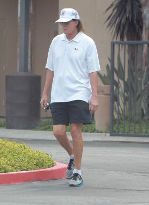 Is Bruce Jenner suffering from an identity crisis?
