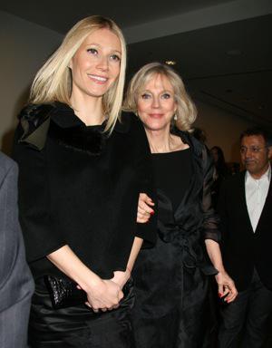 Gwyneth Paltrow's mom doesn't believe in