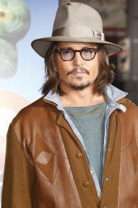 Johnny Depp dishes Rango