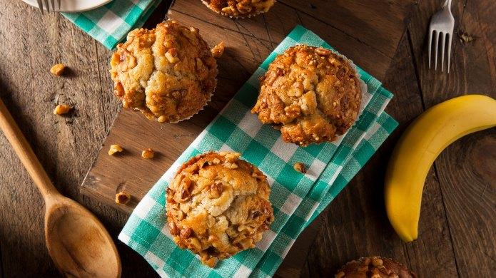 How to Make Cannabis Banana Muffins