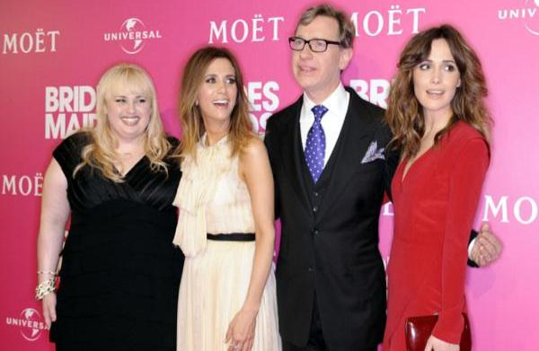 PGA loves ladies: Bridesmaids, The Help