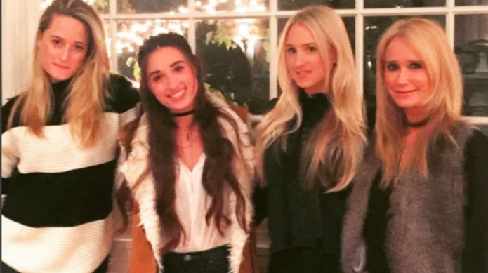Kim Richards, her daughter and Heidi