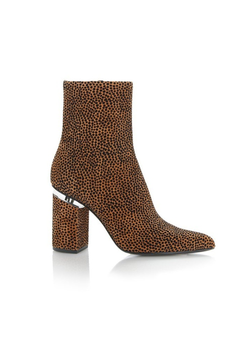 Fall Boots To Shop Before They Sell Out: Alexander Wang Kirby Suede High Heel Bootie | Fall Fashion Trends 2017
