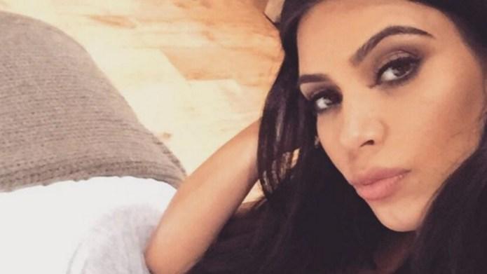 Kim Kardashian delivers her baby several