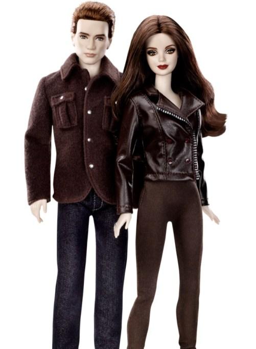 Kristen Stewart & Robert Pattinson Barbie