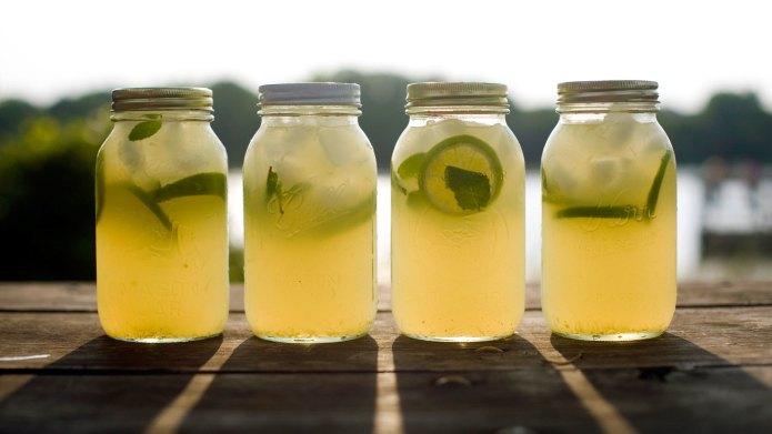 11 simple variations on lemonade to