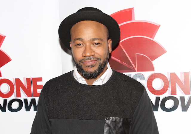 Columbus Short attends the 12th Annual NAACP Hollywood Bureau Symposium hosted by Roland Martin