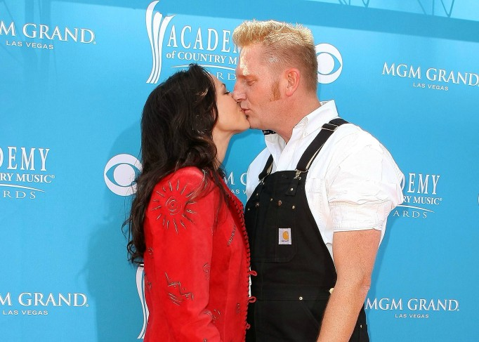 Joey+Rory at the Academy of Country Music Awards