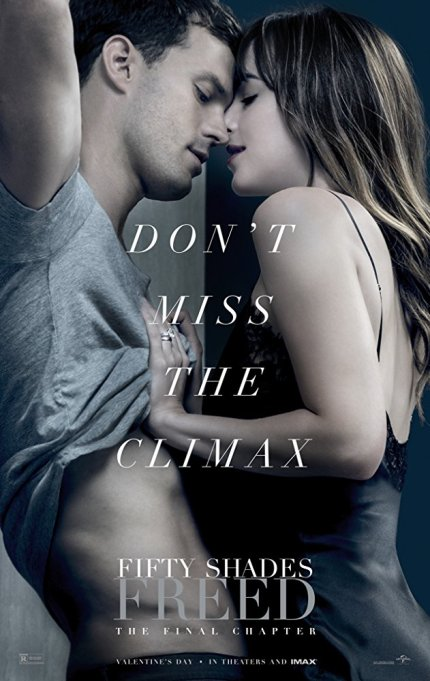 These Sequels & Trilogies Are Being Released in 2018: Fifty Shades Freed