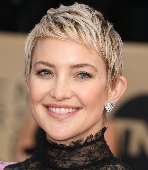 Celebrity Pixie Cuts | Kate Hudson