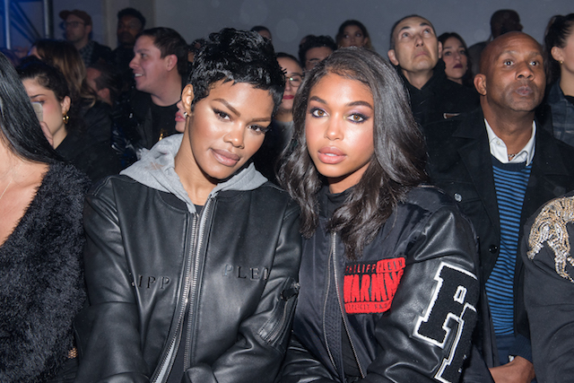 NYFW 2018 Celebrity Sightings: Teyana Taylor