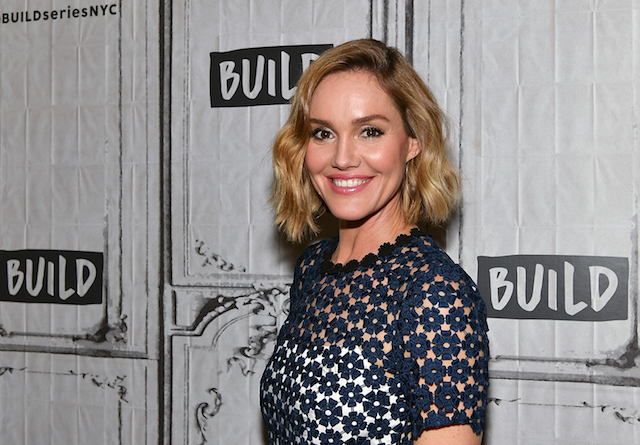 Erinn Hayes visits Build Series to discuss her movie 'The Dangerous Book for Boys' at Build