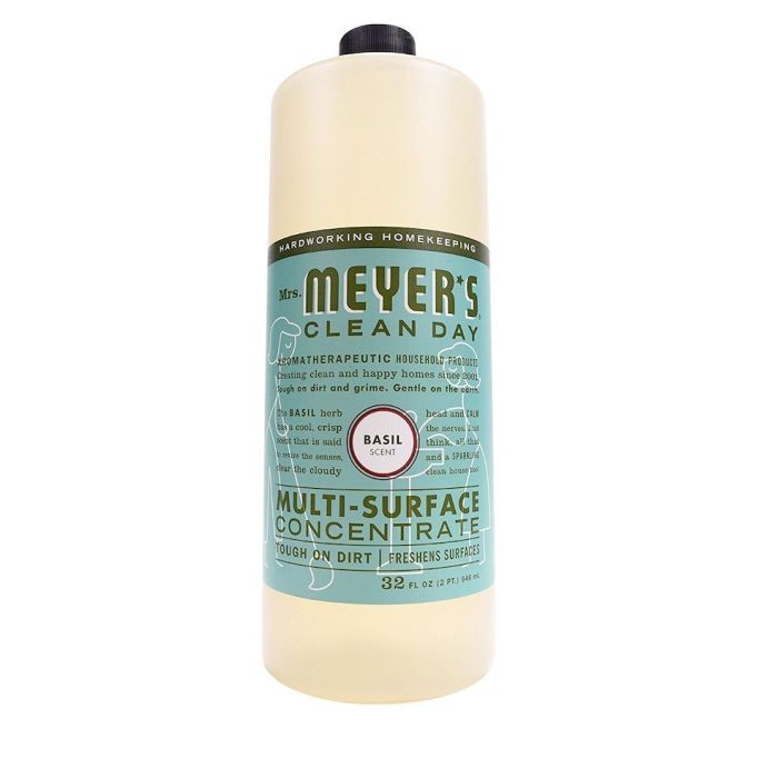Mrs. Meyer's Basil Scent Multi-Surface Concentrate