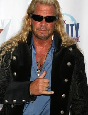 Canceled! Dog the Bounty Hunter is