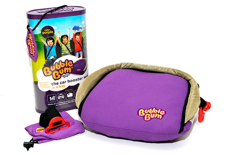 BubbleBum inflatable car booster seat | Sheknows.com