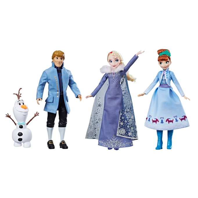Holiday Gifts for Every Age: Olaf's Frozen Adventure Dolls | 2017 Holiday Gift Guide