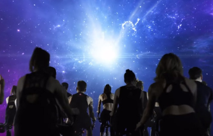 IMAX's new spin class looks totally
