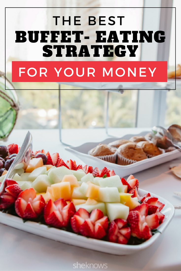 buffet strategy