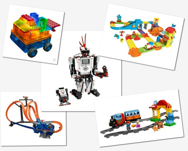 Holiday gifts - Toys for boys who love to build