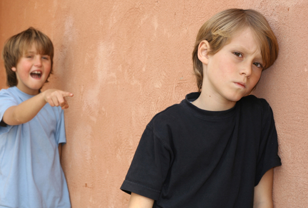 Young boy being bullied | Sheknows.com